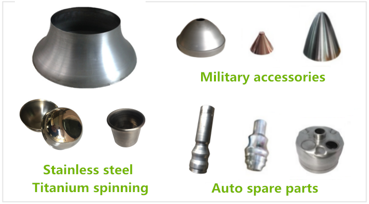 CNC spinning competitive products
